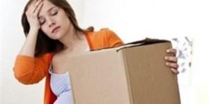 Khi mang bầu có nên chuyển nhà không