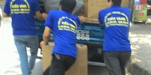 Dịch vụ chuyển nhà đảm bảo uy tín chất lượng cao