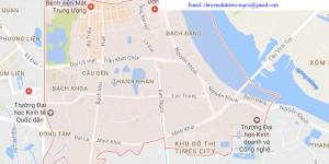 Dịch vụ chuyển văn phòng quận Hai Bà Trưng – Kiến Vàng chuyển nhà
