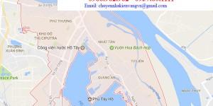 Dịch vụ chuyển văn phòng giá rẻ quận Tây Hồ