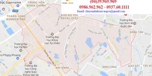 Dịch vụ chuyển văn phòng tại quận Thanh Xuân