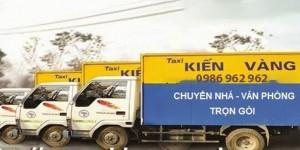 Ưu điểm khi sử dụng taxi tải Kiến Vàng