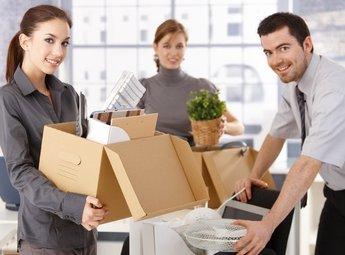 phân loại đồ văn phòng cho dễ di chuyển