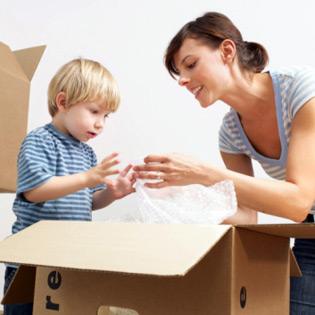 vấn đề quan tâm khi chuyển nhà