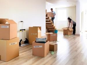 chuẩn bị đồ trước khi chuyển nhà