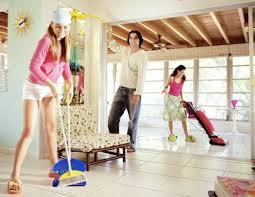 thuê nhân công dọn nhà ngày tết
