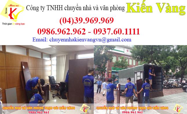 Dịch vụ chuyển nhà tại Hạ Đình chuyên nghiệp chất lượng
