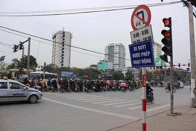 Chuyển nhà tại Cát Linh cần chú ý giờ cấm đường