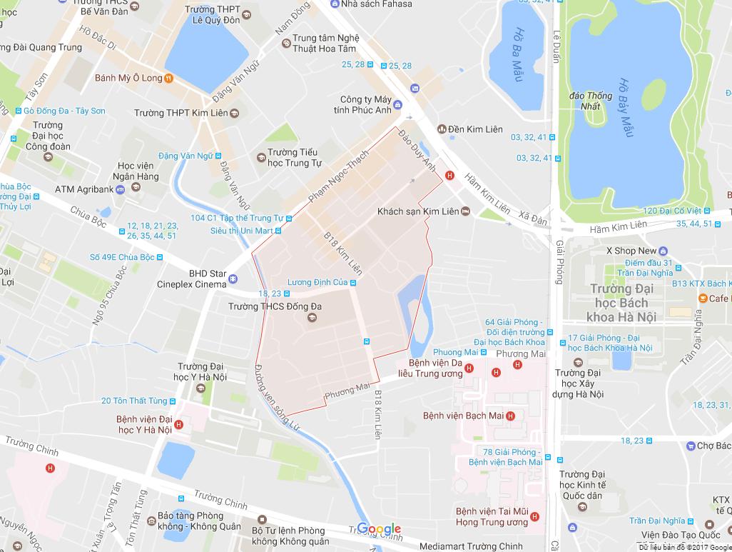 Đôi nét về thị trường chuyển nhà, chuyển văn phòng tại Kim Liên, Đống đa