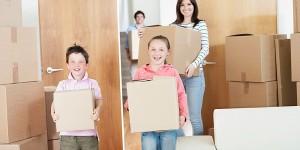 Chuẩn bị tâm lý cho con trước khi chuyển nhà