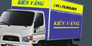 Kiến Vàng với ngành dịch vụ chuyển nhà
