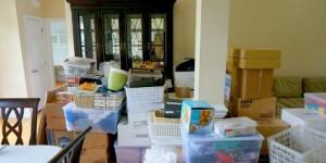 Những công việc cần chuẩn bị khi chuyển nhà