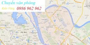 Chuyển nhà tại quận Long Biên với Kiến Vàng