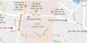 Chuyển nhà, văn phòng tại phường Dịch Vọng Hậu chuyên nghiệp