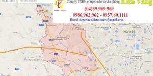 Dịch vụ chuyển văn phòng tại quận Nam Từ Liêm