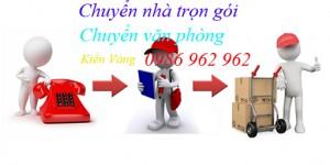 Hãy chọn dịch vụ chuyển nhà tại Hà Nội của Kiến Vàng