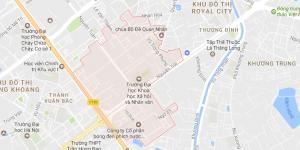 Dịch vụ chuyển nhà tại Thanh Xuân Trung