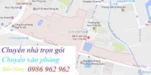 Dịch vụ chuyển nhà, văn phòng tại Khương Thượng, Đống Đa